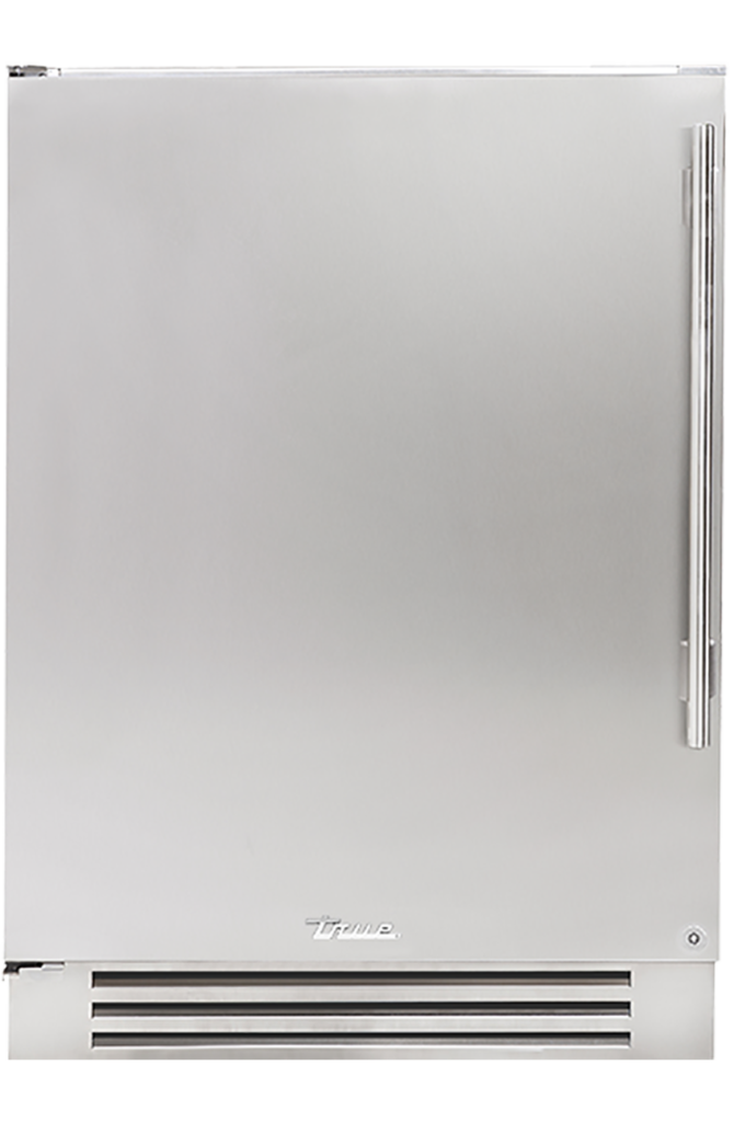 "24"" Undercounter Refrigerator in Stainless"