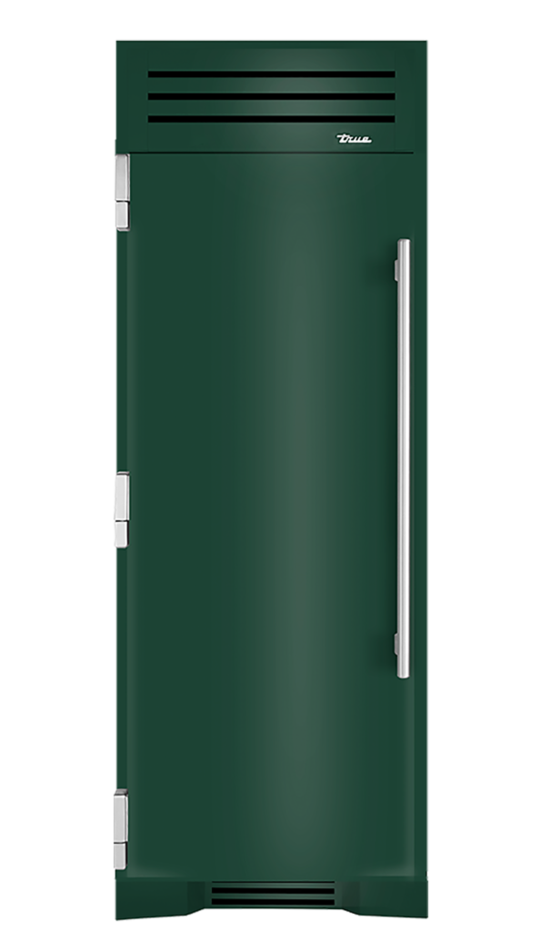 "30"" Refrigerator Column in Emerald"