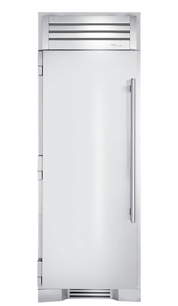 "30"" Refrigerator Column in Stainless"