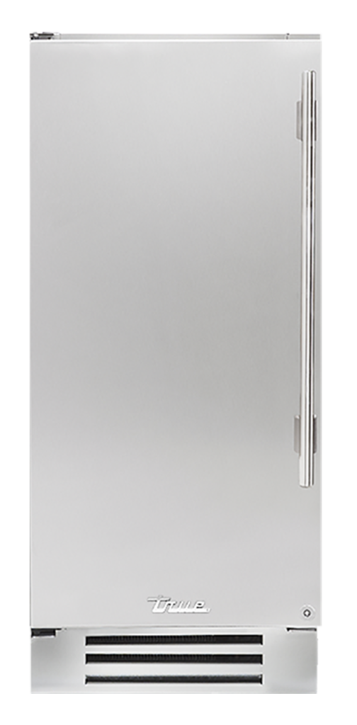 """15"""" Undercounter Refrigerator in Stainless"""