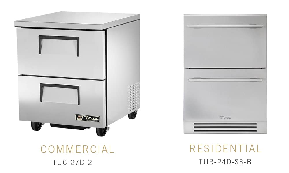 CommercialResidentialDrawers