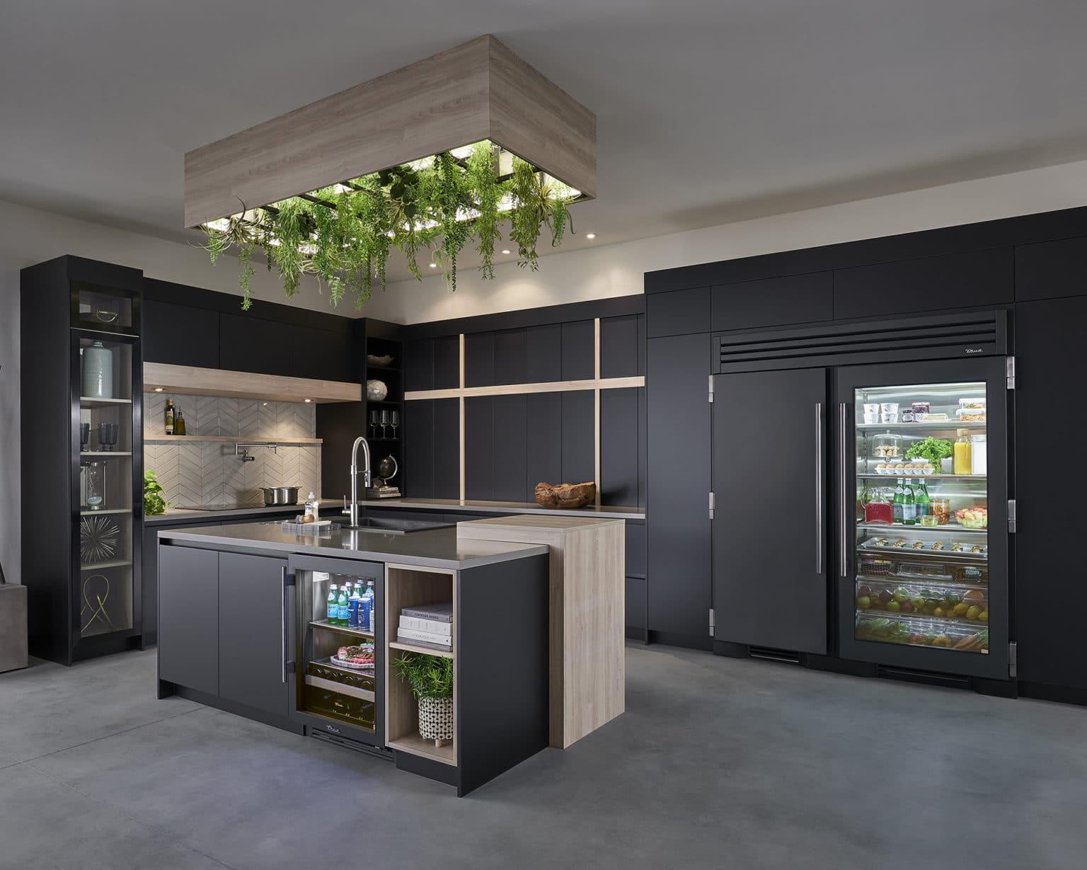 Nubuck Kitchen Overall
