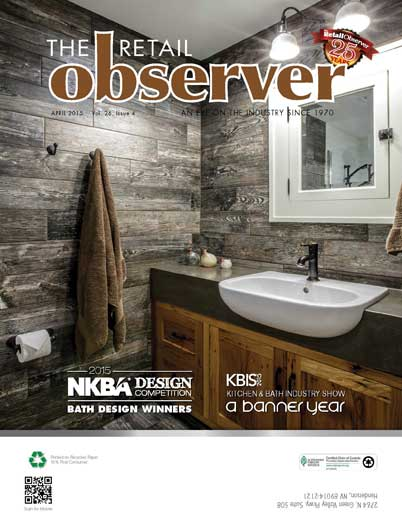 Retail Observer April 2015 Cover