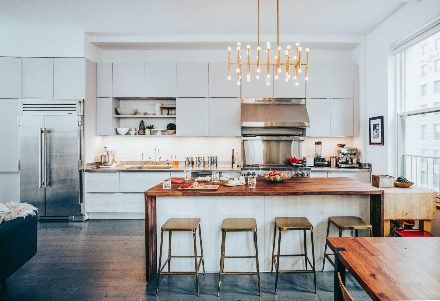 Wylie Dufresne Kitchen